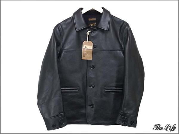【買取実績】TENDERLOINテンダーロインT-HIDE/レザージャケットL/黒