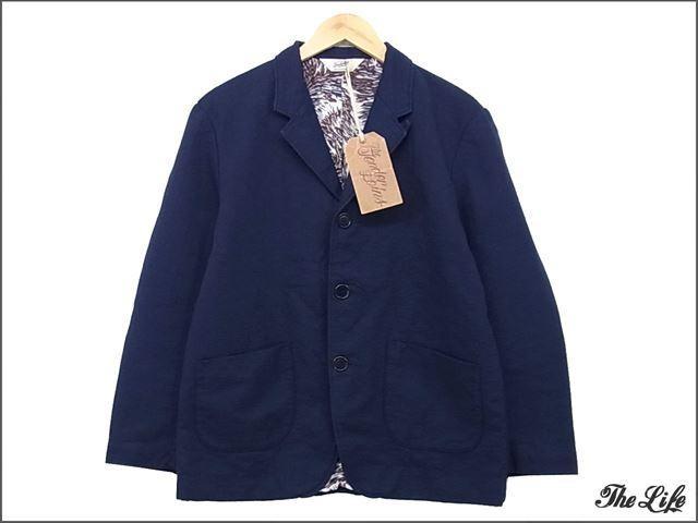 【新入荷情報】15SS TENDERLOIN T-S.S JKTジャケットS/I.BLU
