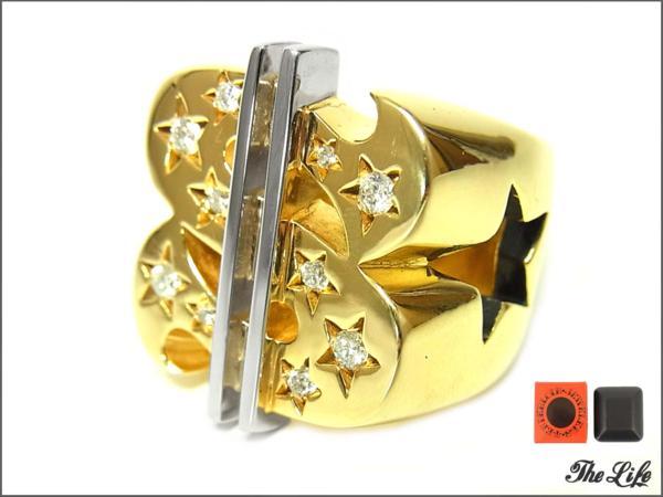 【買取実績】TENDERLOIN T-$ RINGダラーリング(8K×ダイヤ)19号