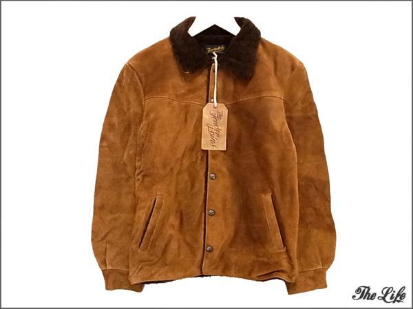 【買取実績】11AW テンダーロイン T-SADDLE SUEDE JKTジャケットS