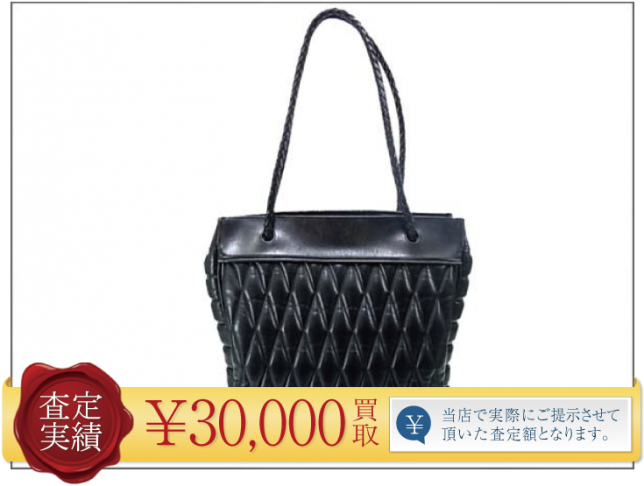 TENDERLOIN×BACKDROPダイヤキルティングトートバッグ【実績価格ご紹介】