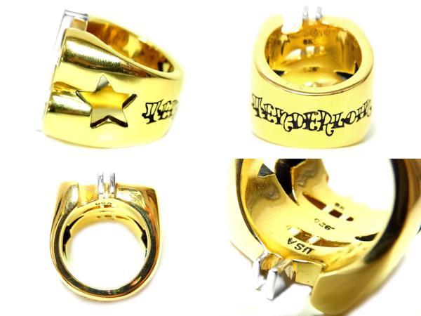 T-$ RINGダラーリング(8K×ダイヤ)19号